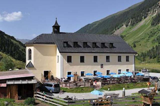 Alpengasthof Lüsens